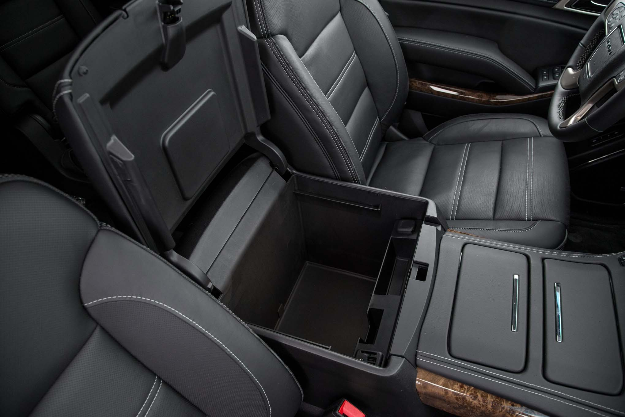 2015 GMC Yukon XL Front Console