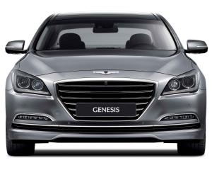 2015 Hyundai Genesis Front End