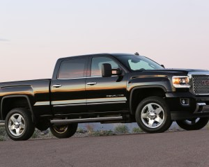 2015 Sierra 2500 HD Side Design