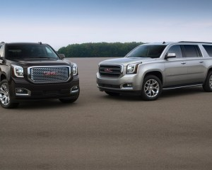 All New 2015 GMC Yukon XL