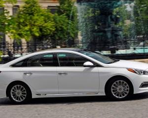 All New 2015 Hyundai Sonata