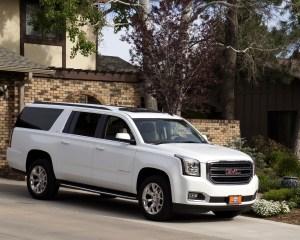 New 2015 GMC Yukon XL White