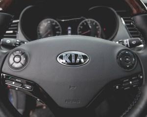 2015 Kia K900 Interior Steering