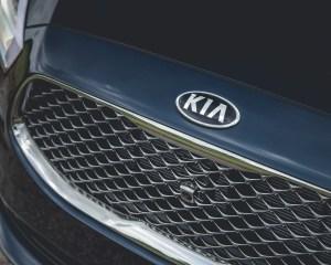 2015 Kia K900 V-8 Exterior Grille