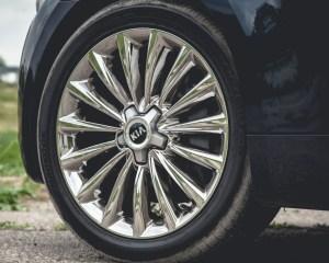 2015 Kia K900 V-8 Exterior Wheel Trim