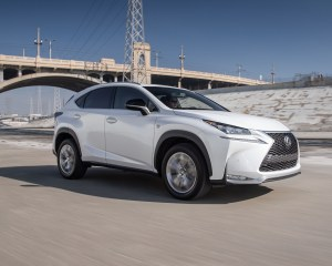 2015 Lexus NX Performance
