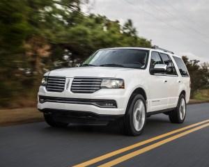 2015 Lincoln Navigator Test Drive