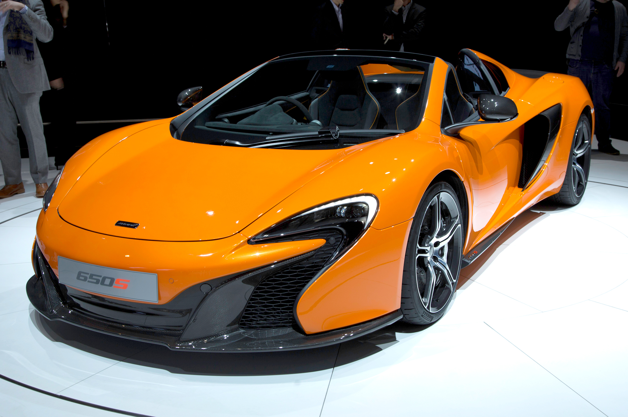 2015 mclaren 650s changes from 12c type #850 | cars performance