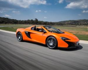 2015 McLaren 650S Performance