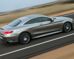 2015 Mercedes-Benz S-Class Coupe Performance