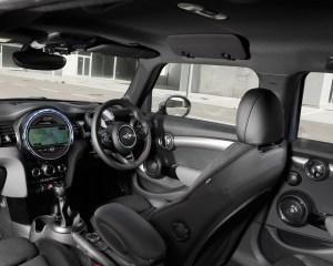 2015 Mini Cooper Hardtop 4-Door Cockpit Seat Interior