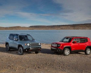 All New 2015 Jeep Renegade