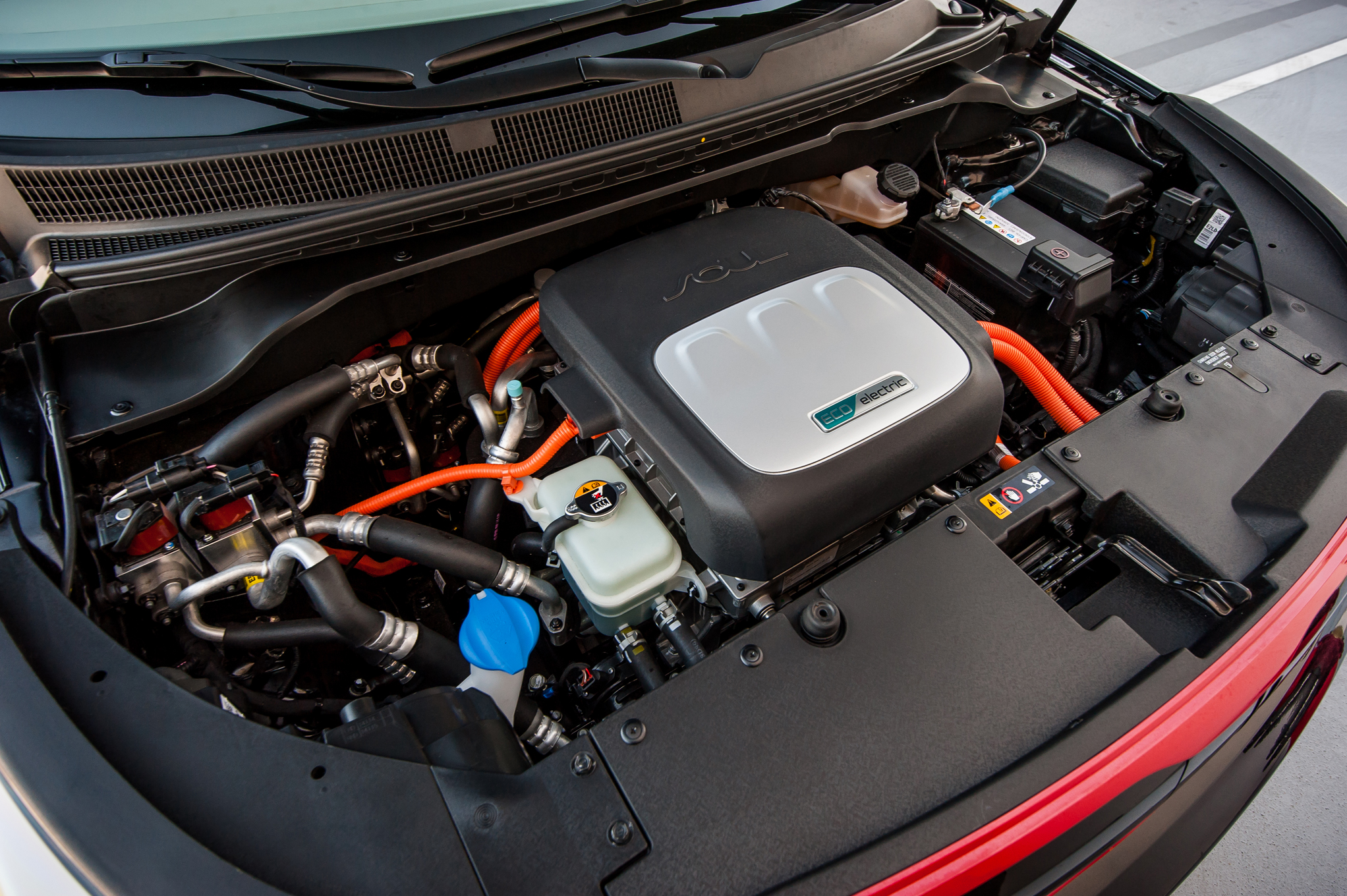 Engine Profile 2015 Kia Soul EV