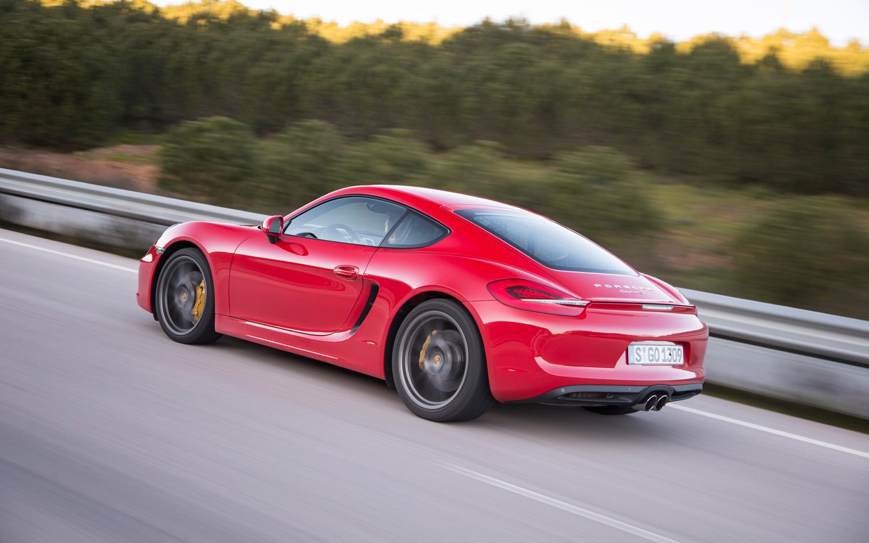 2014 Porsche Cayman Performance