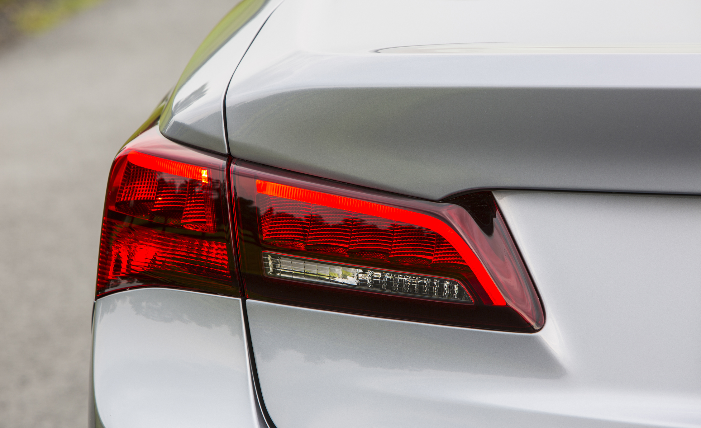 2015 Acura TLX 3.5L SH-AWD Exterior Left Taillight