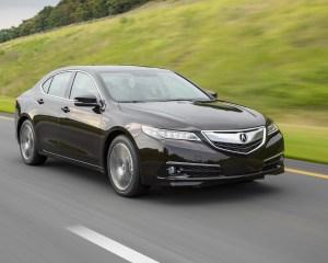 2015 Acura TLX 3.5L Test Drive