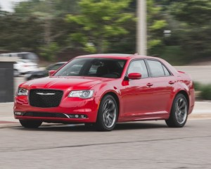 2015 Chrysler 300 Red Preview