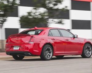 2015 Chrysler 300 Test Drive