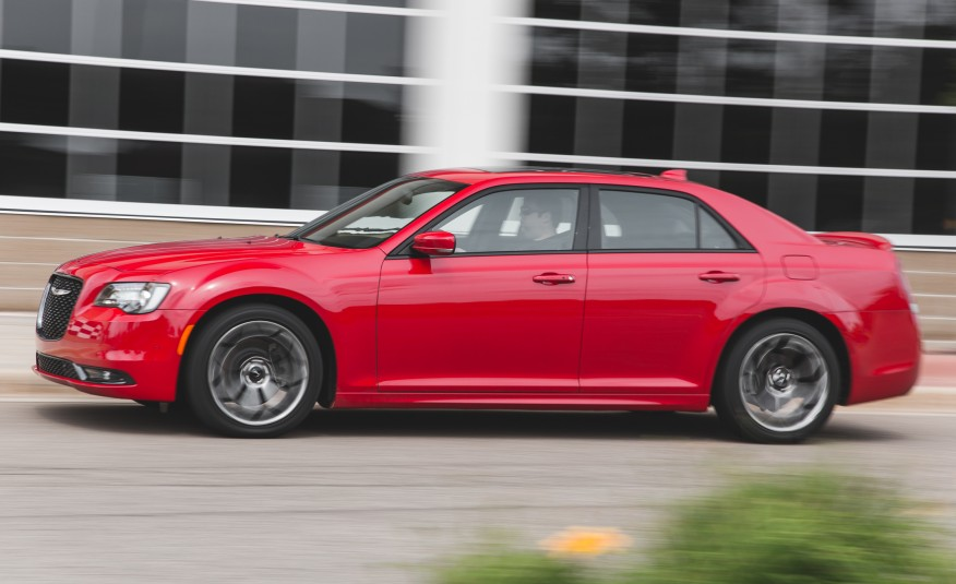 2015 Chrysler 300S Preview