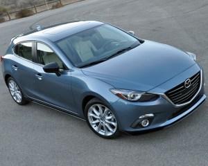 2015 Mazda 3 Sport Exterior Preview