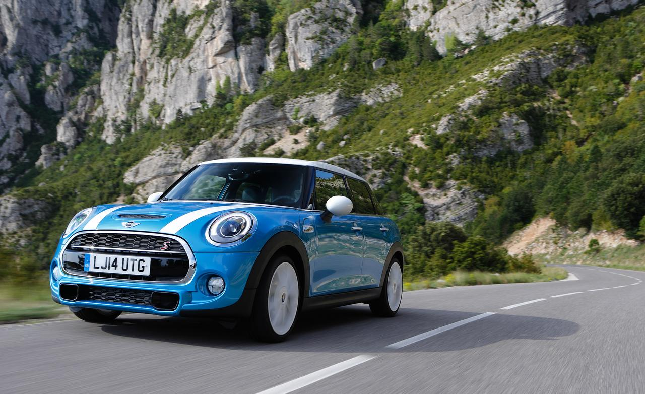 2015 Mini Cooper 5-Door Road Performance
