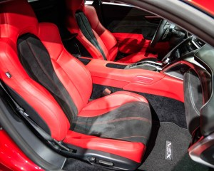 2016 Acura NSX Interior Seats