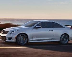 2016 Cadillac ATS-V Performance Test