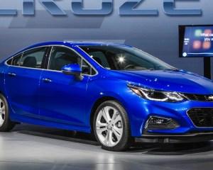 2016 Chevrolet Cruze Exterior Preview