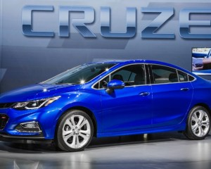 2016 Chevrolet Cruze RS Auto Show