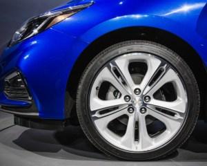 2016 Chevrolet Cruze RS Front Wheel