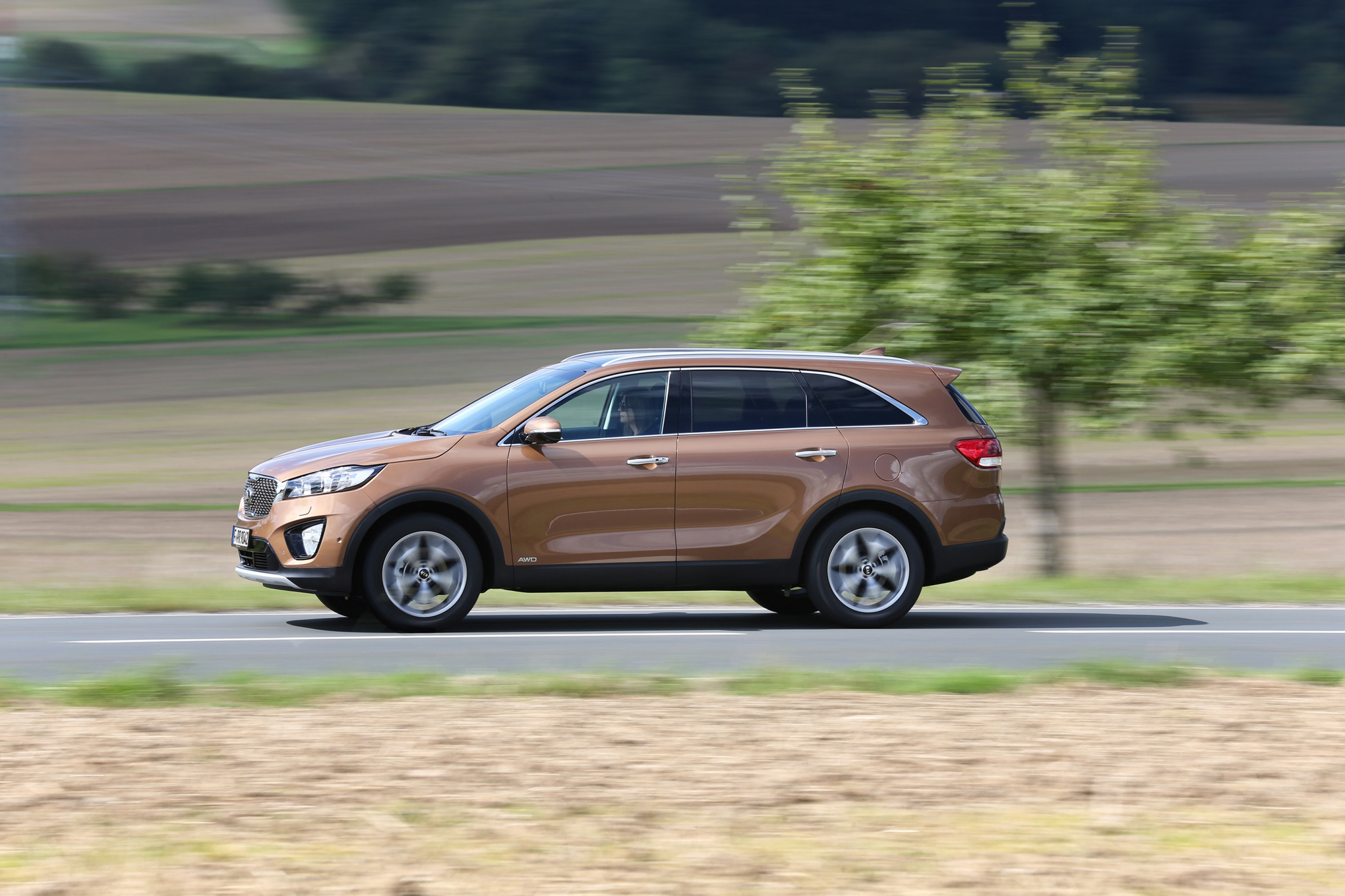 2016 Kia Sorento Performance Test