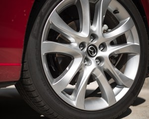2016 Mazda 6 Touring Exterior Wheel