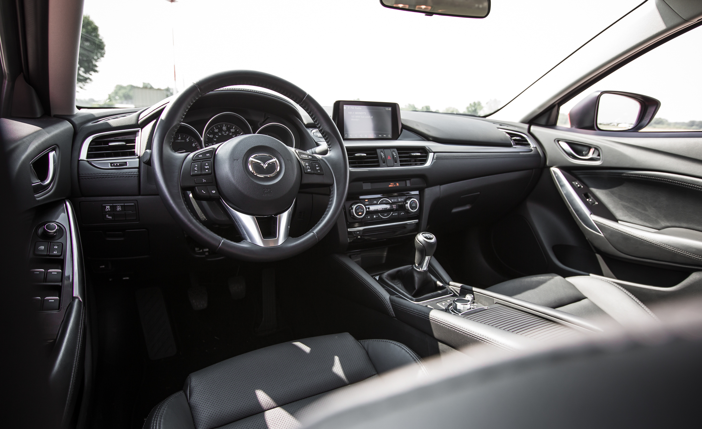 2016 Mazda 6 Touring Interior Cockpit
