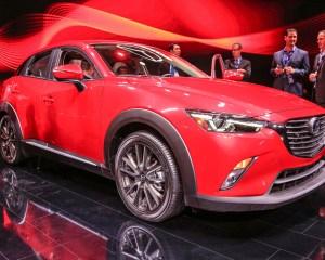 2016 Mazda CX-3 Auto Show