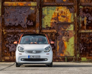 2016 Smart Fortwo Front Design