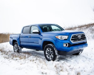 2016 Toyota Tacoma Exterior Preview