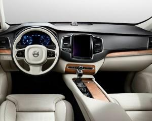 2016 Volvo XC90 T8 Interior Preview