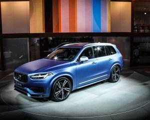 2016 Volvo Xc90 R-Design Auto Show