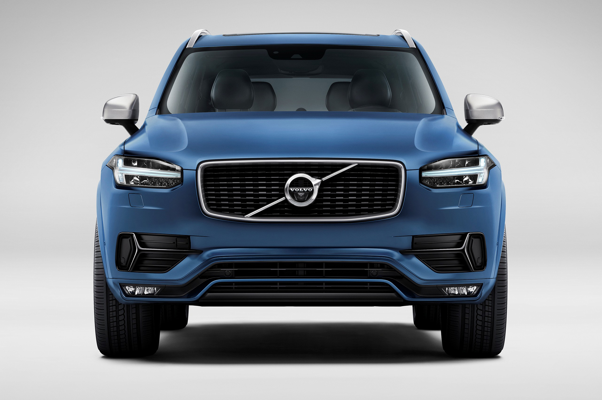 2016 Volvo Xc90 R-Design Front End