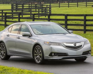 New 2015 Acura TLX 3.5L SH-AWD