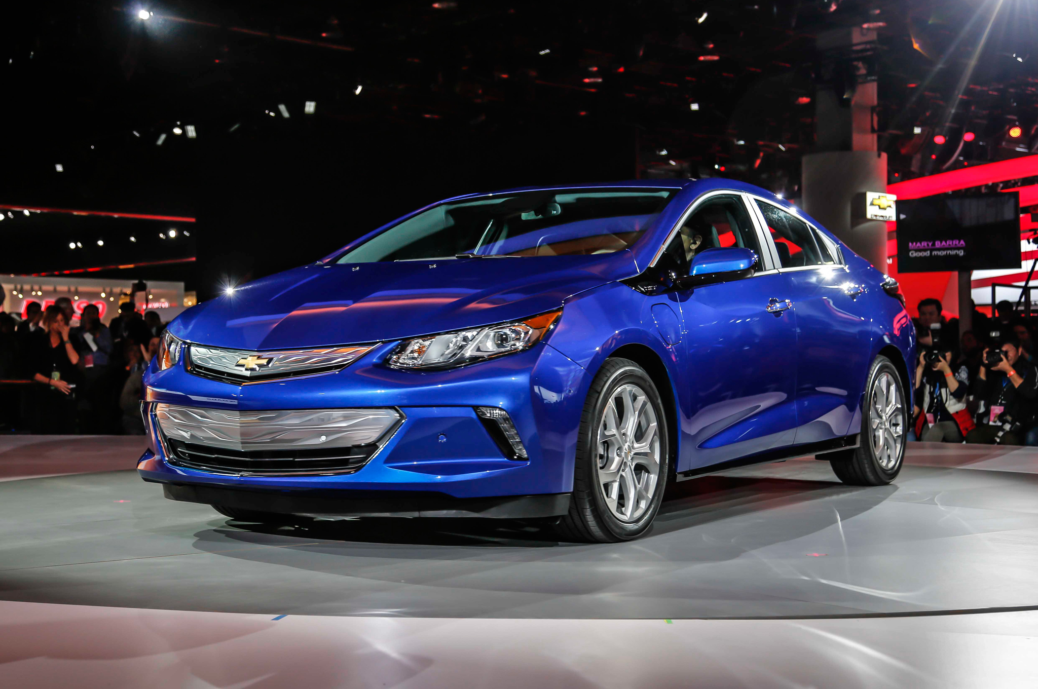 Next 2016 Chevrolet Volt Design