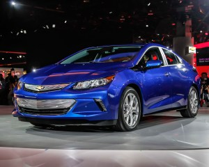 Next 2016 Chevrolet Volt Design