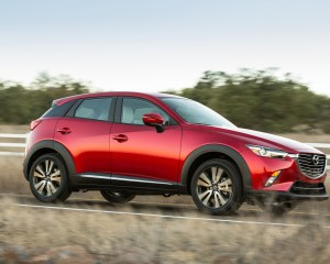 Next 2016 Mazda CX-3 Performance Test