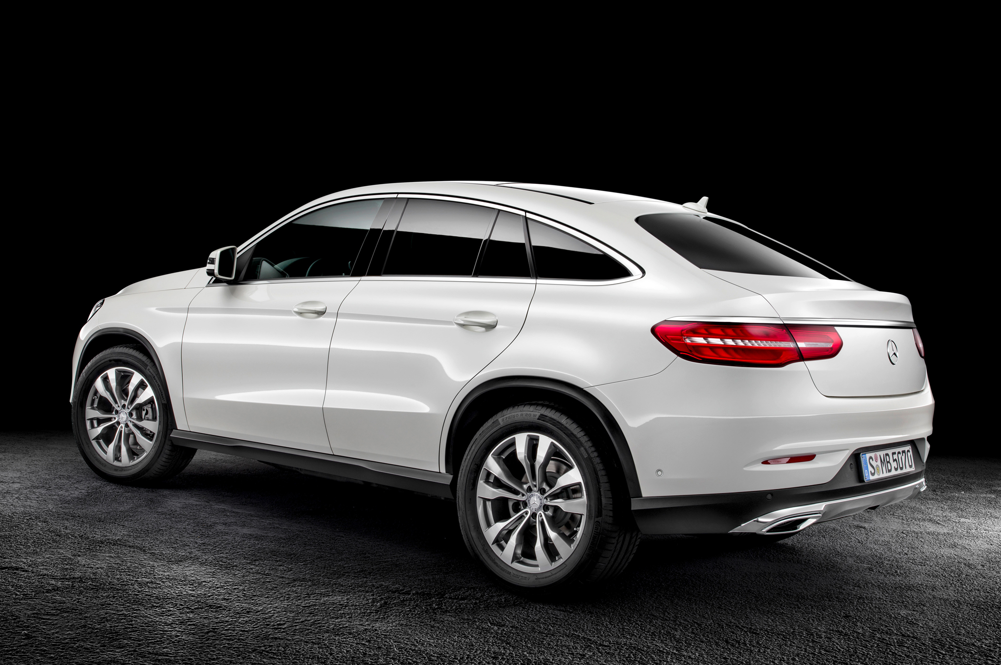 Next 2016 Mercedes Benz AMG GLE63s Coupe