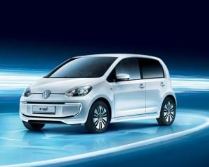 2014 Volkswagen e-Up