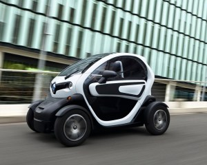 2015 Renault Twizy Test Drive