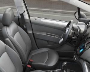 2015 Spark EV Front Seats