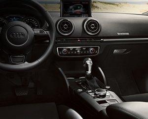 2016 Audi A3 e-Tron Dashboard and Cockpit Preview