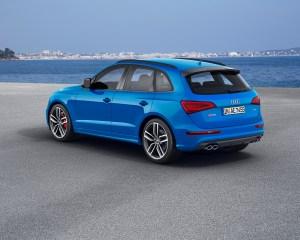 2016 Audi SQ5 TDI Plus Blue