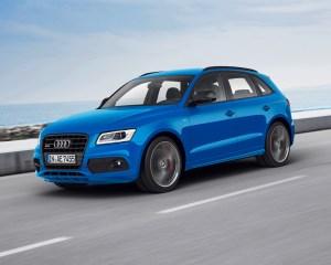 2016 Audi SQ5 TDI Plus Performance
